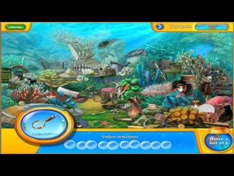 Fishdom H2O Hidden Odyssey Hawaiian Vacation Full Video