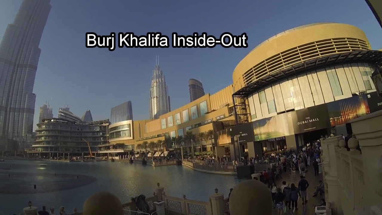 Burj Khalifa Inside The Tallest Building Of The World Hd