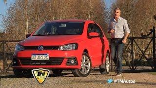 Volkswagen Gol 2017 - Test - Matías Antico - TN Autos