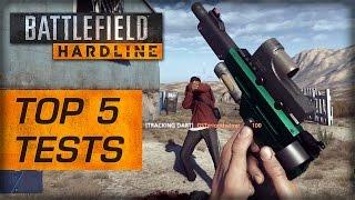 Top 5 Things We Had to Test - Battlefield Hardline