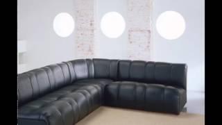 Угловые диваны из кожзаменителя(, 2016-07-27T11:50:57.000Z)