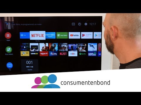 Sony KD-55AG9 Oled-tv - Review (Consumentenbond)