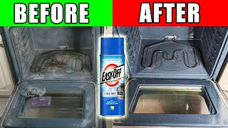Easy Off Oven Cleaner FUME FREE | Does it Work??