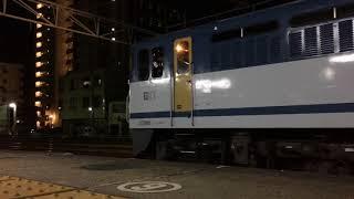 静岡鉄道A3000形第3・4編成 富士駅入換