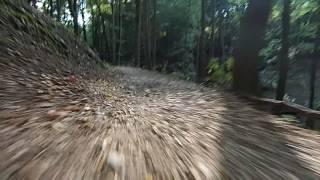 Down the hill with NINEBOT ONE - downhill one- Elektrická jednokolka jízda z kopce.