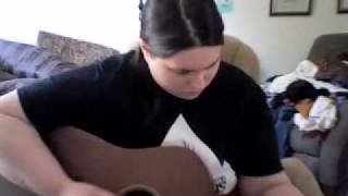 Anberlin - Never Take Friendship Personal (acoustic cover)