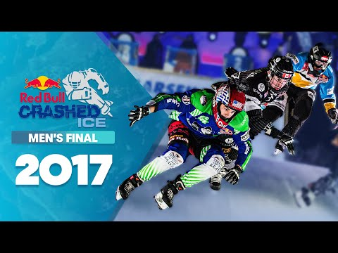 Crashed Ice Marseille: Men's Final | Red Bull Crashed Ice 2017