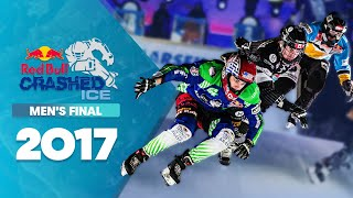 Crashed Ice Marseille: Men's Final | Red Bull...
