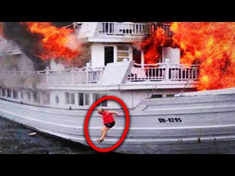Top 15 Ship Failures Caught on Tape