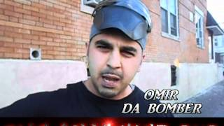 Omir Da Bomber Freestyle On The Analyzer Tv