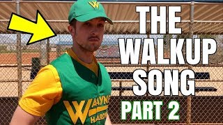 The Walk Up Song Part 2 - Baseball Stereotypes