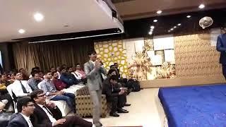 AFTER CELEBRATION OF STC RANK MI LIFESTYLE, DHARMENDRA SIR DANCE AT MEGA GTS JHANSI
