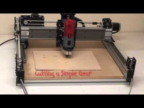 Open Source CNC Machine