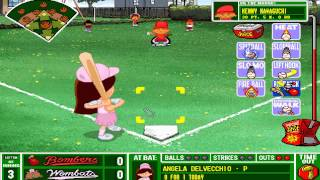Backyard Baseball 1997: The Worst Single-Play Ever