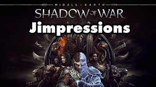 Middle-Earth: Shadow Of War - Loot Of The Rings (Final Jimpressions) (Video Game Video Review)