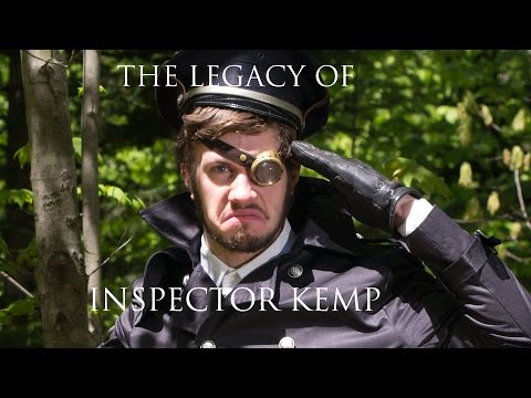 The Legacy of Inspector Kemp