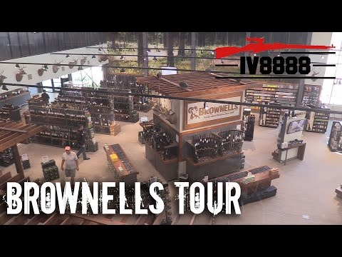 New Brownells Retail Store Tour