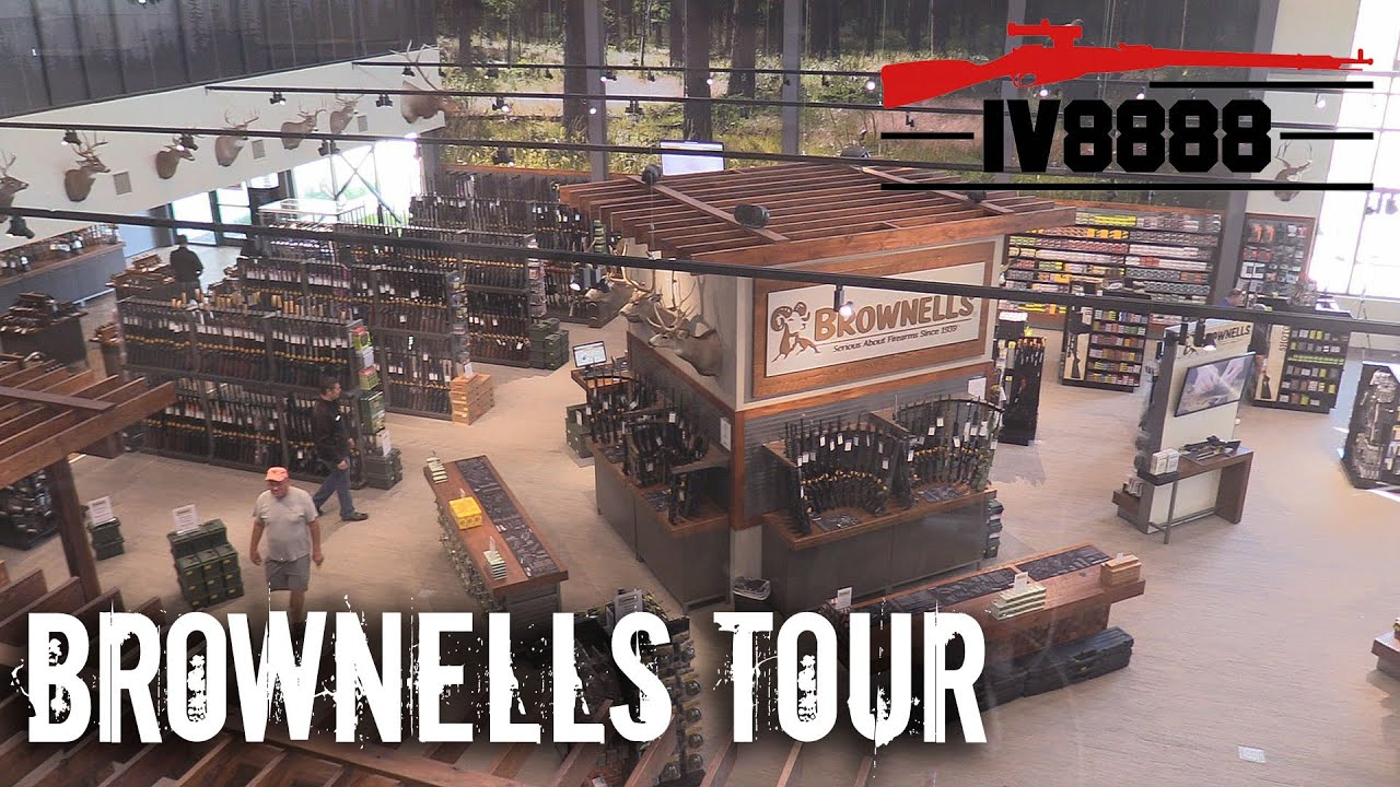 new brownells retail store tour new brownells retail store tour