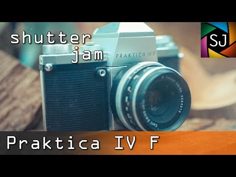 First Look - Praktica IV-F | Quirky East German SLR