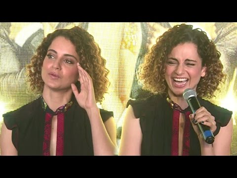 Reporter TROLLS Kangana Ranaut And Watch What She Does Next Mp3