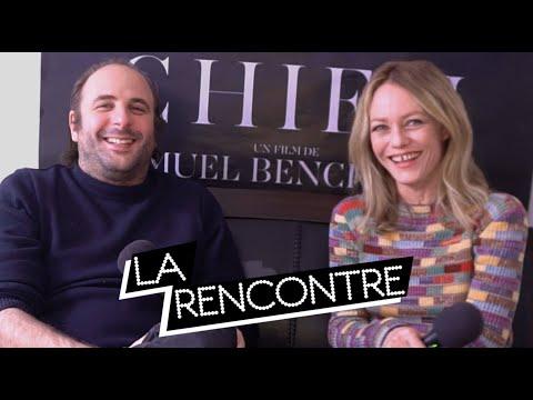 Vanessa Paradis et Vincent Macaigne - Interview CHIEN