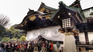 Japanese prime minister Abe visits Yasukuni Shrine shrounds sino-japan relationship with a dark veil