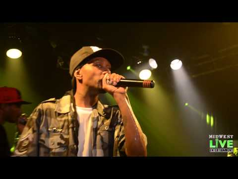 BONE THUGS-N-HARMONY : CROSSROADS - LIVE PERFORMANCE @ THE DOUBLE DOOR - CHICAGO, IL 8-26-2013