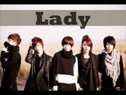 "DGNA (The Boss) ""Lady"" Lyrics [ROMANIZATION]"