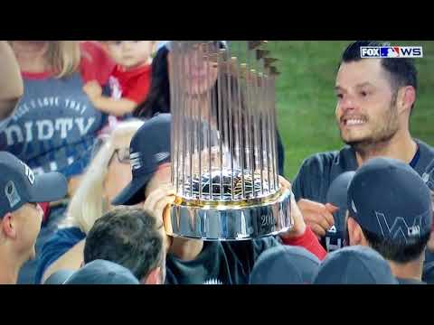 Boston Red Sox 2018 World Series Champions trophy presentation and interviews Mp3