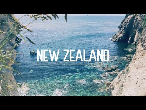 New Zealand // Travel Montage