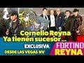 La leyenda Cornelio Reyna ya tienen sucesor en la música mexicana
