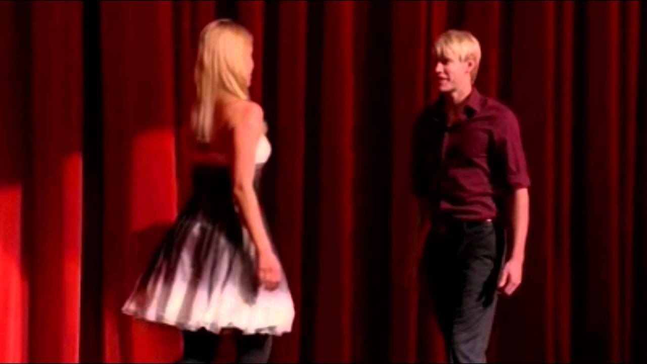 Glee I Ve Had The Time Of My Life Valerie Sectionals Season 2 You