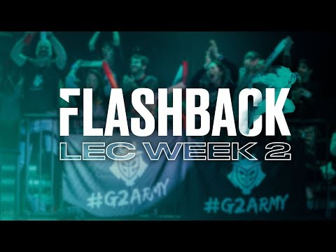 FLASHBACK|LEC 2019 Week 2 (Spring Split)