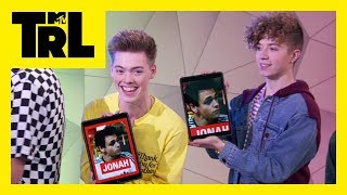 Download Who In Why Don't We Is Crushing on Selena Gomez? | 'Most Likely To...' 🌹 | TRL Weekdays at 4pm Mp3 and Videos