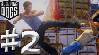 Sleeping Dogs - Walkthrough - Part 2 (PS3/X360/PC) [HD] (Gameplay)