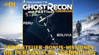 Die Peruanische Verbindung - Inca Camina 01 - Ghost Recon Wildlands