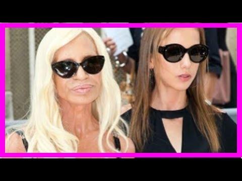 [T-LEX News] ALLEGRA VERSACE/ Chi è? La figlia di Donatella che ha il 50% della casa di moda (Che...