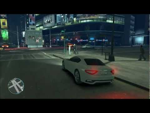 GTA IV Maserati [HD]