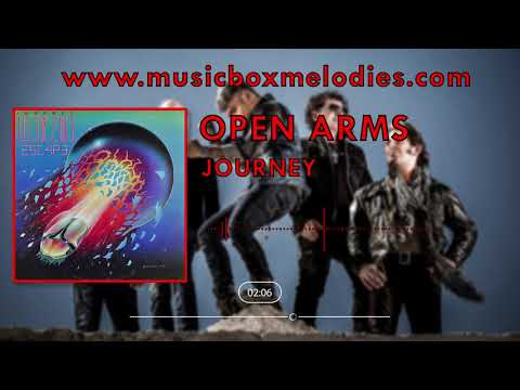 Open Arms (Music box version) by Journey