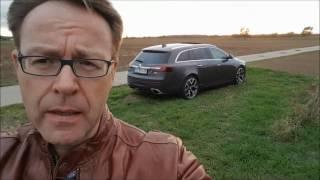 Opel Insignia OPC Sports Tourer 2014 Videos