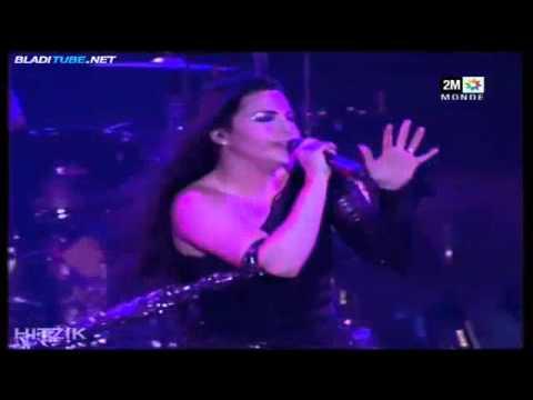 Evanescence @ Mawazine Music Festival, Rabat MRC 2012