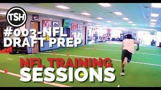 NFL Training Sessions #003   1.5.19   NFL Draft Prep