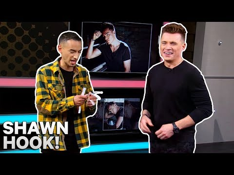 SHAWN HOOK Funny Interview