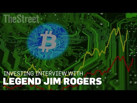 I Have Never Seen Anything Like Bitcoin: Investing Legend Jim Rogers