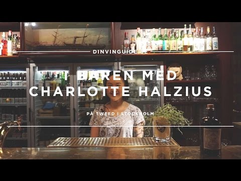 Cocktailfilm med Charlotte Halzius – Thyme 47 med gin, lingon, citron och honung