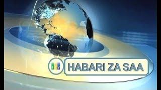 #MUBASHARA:TAARIFA YA HABARI ZA SAA ITV .14 NOVEMBA 2018 SAA SABA NA DAKIKA 55