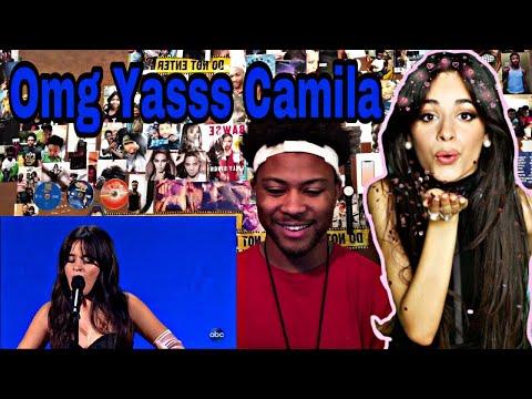 Camila Cabello- Consequences Live (2018 American Music Awards) | Reaction