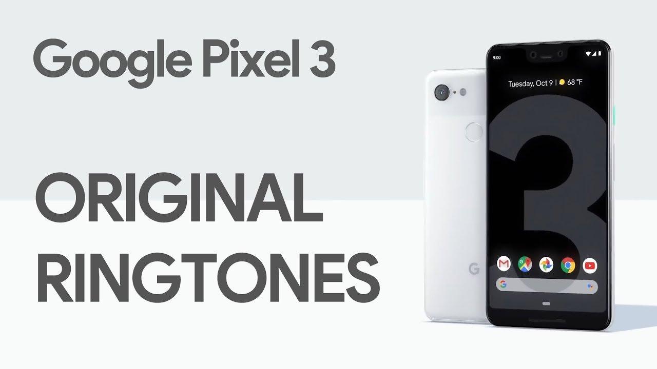 Google Pixel 2 Ringtones Download