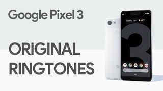 Google Pixel 3 XL Ringtones || Alarms || Notifications ✅ Download Link in desc.