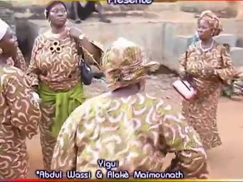 Au Bénin Odja èrou Célébration Mariage ( Igui ) de Folachadé et Adoukè +Baptème Temitokpè N°31